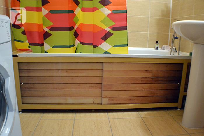 экран под ванной на заказ